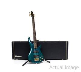 ibanez sdgr sr 1205 5 string rh turquoise electric bass guitar s10012487 ebay. Black Bedroom Furniture Sets. Home Design Ideas